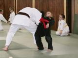 Детская тренировка по Айкидо в клубе Красная панда, город Реутов